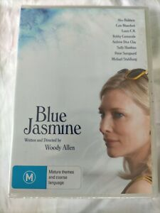 Blue Jasmine  - DVD - PAL Region 4 🇦🇺 Brand New Sealed Free Post Woody Allen