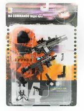 M4 Commando Night Ops Weapon Set - MINT IN BOX