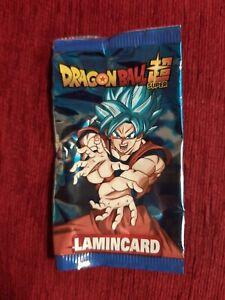 Lotto Lamincard Dragon Ball Super