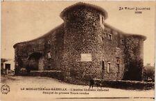 CPA  Le Monastier-sur-Gazeille - L'Ancien Cháteau abbatial flanqué ....(517578)