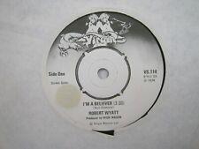 "RECORD 7"" SINGLE ROBERT WYATT I'M A BELIEVER 1954"