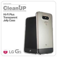 Transparent Ultra Slim Antichoc Mince Housse Etui Coque Pour LG G5 Hi-Fi Plus
