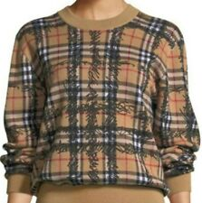Plaid  Check Sweater