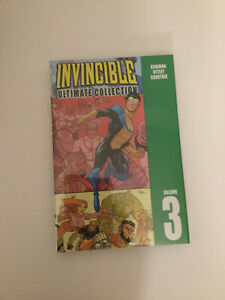 Invincible Ultimate Collection Vol 3 1st Printing 2007 HC Hardcover Sealed