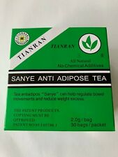 SANYE ANTI ADIPOSE TEA Entschlackung und Verstopfungs Tee