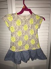 Baby Gap 18-24 months girl Beauty And The Beast Dress