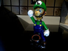 Luigi  Ceramic Tobacco Pipe. 5 Free screens < contains no glass ( PM 3401)