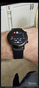 Huawei GT 2 Black Stainless Steel Case Smart Watch (Diana-B19S)