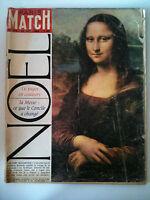 Paris Match 22/12/1962 Numéro de Noel / Ricardo Rodriguez/ J. Hallyday