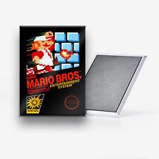 Super Mario Bros. NES Nintendo Refrigerator Magnet 2x3