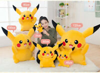 Giant Large Pokemon Pikachu Plush Soft Toy Stuffed Doll Birthday Xmas Kids Gift