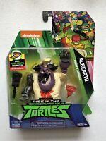 New Rise of the Teenage Mutant Ninja Turtles TMNT Albearto Figure Nickelodeon