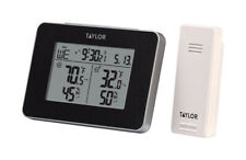 Wireless Weather Station 2in Indoor and Outdoor Digital Weather Station
