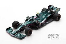Aston Martin AMR21 Sebastian Vettel Formel 1 Bahrain 2021 1:18 Spark 18S586 NEU