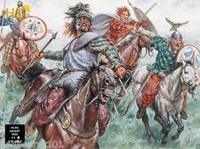 Sombrero 9022. Celta caballería. escala 1/32 figuras de plástico. 54MM antiguos celtas británicos