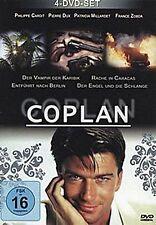 Coplan ( 4 DVDs (Krimi-Thriller) mit Philippe Caroit, Pierre Dux, Claire Nebout