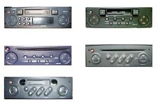 RENAULT SCENIC MEGANE CLIO RADIO CODE CD CASSETTE PLAYER SECURITY UNLOCK DECODE