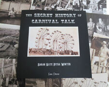The Secret History of Carnival Talk - Signed Book & Postcards Set - 1930s