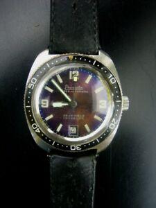 Armbanduhr - Primato - Super-Automatik - mit Datum - Drehlünette - um 1970