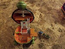 Vintage TMNT Mini Play Set 1994 Playmates Teenage Mutant Ninja Turtles RARE