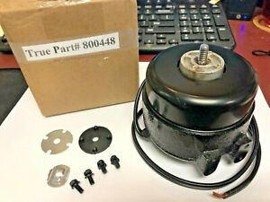 True Manufacturing, Motor, Evaporator (Inside the Cooler), True Part# 800448