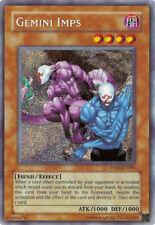 Yugioh PP01-EN005 GEMINI IMPS SECRET RARE CARD NM