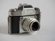 EXA II mit Carl Zeiss Jena Tessar 2,8/50mm