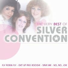 SILVER CONVENTION - VERY BEST OF 2 CD NEU