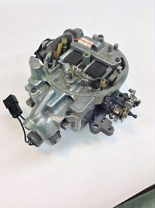 MOTORCRAFT VARIABLE VENTURI CARBURETOR 1979 FORD MERCURY V8 ENGINES D9AE-JB