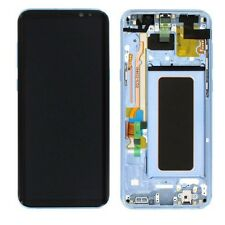 Pantalla LCD kit completo gh97-20470d azul para Samsung Galaxy s8 plus g955 g955f