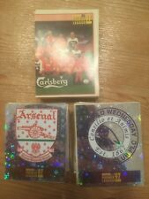 Merlin 1997 (97) Premier League football stickers - 100 Different - VGC