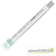 SOMMER CABLE SC-FLUKOS SF 2x 0,5mm² flaches Lautsprecherkabel mit Fixierstreifen