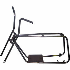 Mini Bike Frame and Fork Kit TUBULAR STEEL WELDED