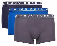 HUGO BOSS BLACK Paquete de 3 calzón, Pant, BAÑADOR, Pantalones cortos Económico