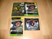 OPERATION FLASHPOINT ELITE BY CODEMASTERS FOR FIRTS XBOX USED COMPLETE