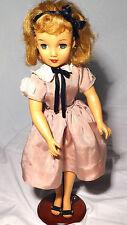 "1950s Revlon 18"" Ideal Doll VT-18 - Vintage VT18 (a.k.a. Miss Revlon )"