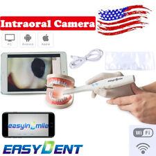 Wifi Dental Wireless Intraoral Camera 30 Mega Pixel Hd Clear Image Usb Charging