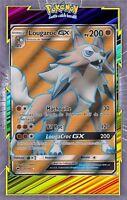 Lougaroc GX Full Art-SL3:Ombres Ardentes-136/147-Carte Pokemon Neuve Française