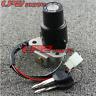 Ignition Switch Lock Key Set for Yamaha XJ600H XJ750 Seca XJ900 XJ900F