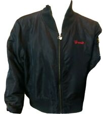 Men's Vintage G-Unit Black/Red Nylon Bomber Jacket Size 3X