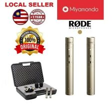 Rode NT55 Matched Pair Compact Condenser Microphone