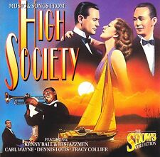 soundtrack, High Society, Music & Songs From, feat. Kenny Ball, Carl Wayne, CD