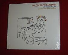 JOHN LENNON WONSAPONATIME 1998 SEALED US PROMO CD