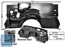 1978-81 Camaro Firewall Air Heater Delete - Blank
