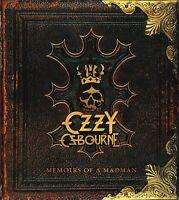 OZZY OSBOURNE - MEMOIRS OF A MADMAN 2 DVD NEU