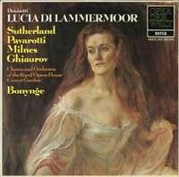 Donizetti*, Joan Sutherland, Luciano Pavarotti, She LP Vinyl Schallplatte 109949