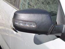 Colgan Car Mirror Covers Bra Protector Black Fits 2011-2013 Kia Sorento SX 4DR.