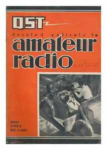 QST devoted entirely to amateur radio