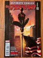 Ultimate Comics Spider-Man #7 Miles Morales Omega Red Prowler Bendis Marvel