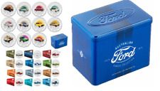 Heritage Ford classic complete set x 12 x 50c coins